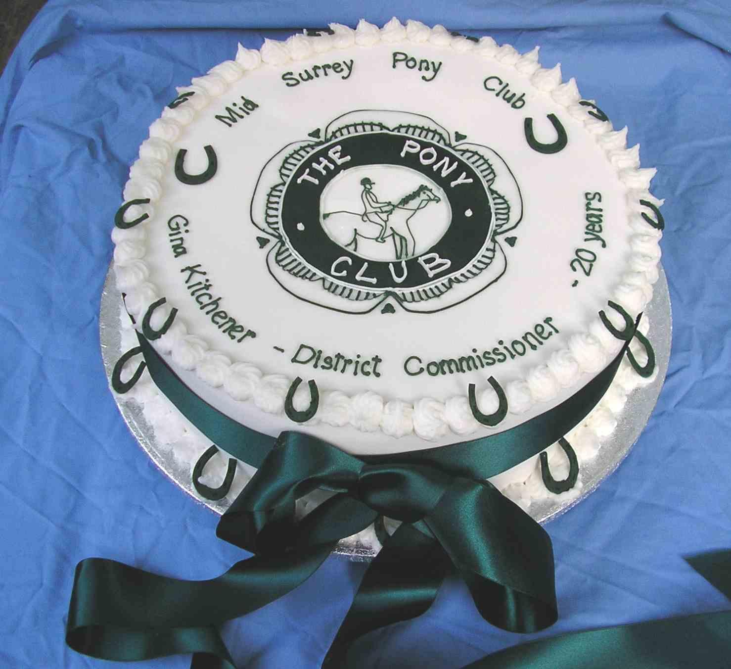 Pony club anniversary
